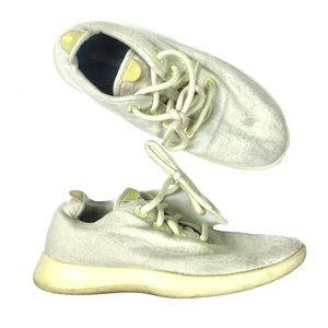 Allbirds Sunshine Yellow Wool Runners